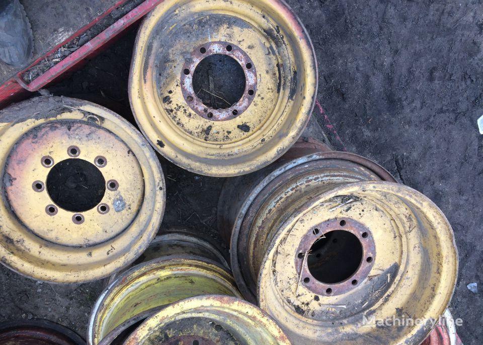 disco de roda CATERPILLAR Felgi Cat 12x25