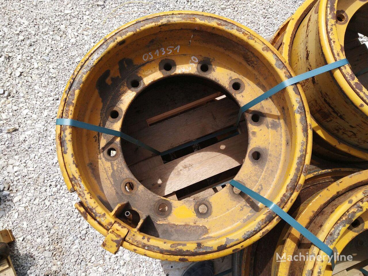 disco de roda VOLVO FELGA OBRĘCZ R25 4781717 VOLVO A20 A25 RIM FELGE