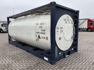 contentor-cisterna 30 pés TRENCOR 30m3