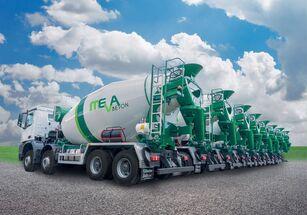 camião betoneira Euromix 9 m3 no chassi BETAMIX 9  m3 novo