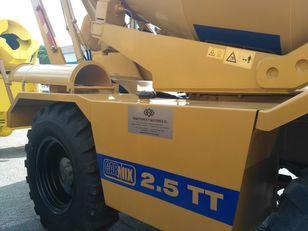 camião betoneira CARMIX 2.5 TT