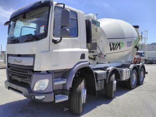 camião betoneira IMER-L&T LT 10.7 - H SL  no chassi DAF CF 450 FAD novo