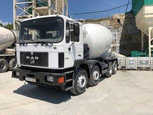 camião betoneira MAN 33.322