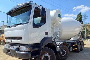 camião betoneira RENAULT Kerax 420.40