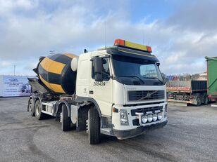camião betoneira VOLVO FM 380 8x2*4, Euro 5, Mixer 9m3, 2006