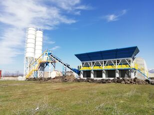 central de betão PROMAX Impianto di Betonaggio Compatto PROMAX C60-SNG-LINE (60m³/h) novo