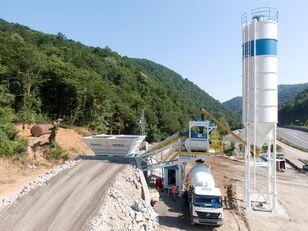 central de betão PROMAX Planta de Hormigón Móvil M100-TWN (100m³/h) novo