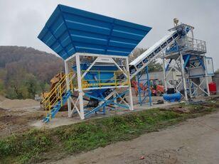 central de betão PROMAX КОМПАКТНЫЙ БЕТОННЫЙ ЗАВОД C60 SNG-PLUS (60 м³/ч) novo