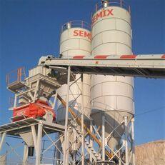 central de betão SEMIX Stationary 130 STATIONARY CONCRETE BATCHING PLANTS 130m³/h novo