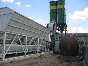 central de betão SUMAB T-10 (10m3/h) Swedish concrete plant novo