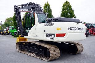 escavadora de lagartas HIDROMEK  CRAWLER EXCAVATOR HIDROMEK HMK220LC-4 / 23t