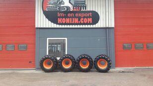 escavadora de rodas Tianli single tires 600/50x22.5