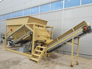 fábrica de asfalto SUMAB ES-15 Cold Asphalt Mixing Plant novo