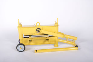 máquina de colocar calçada OPTIMAS Stein- und Plattenspalter 430 - 2 Spindel
