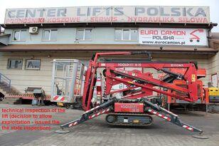 plataforma articulada HINOWA Goldlift 1470 - 14 m oil&steel octopussy 1412, cte, teupen, omme