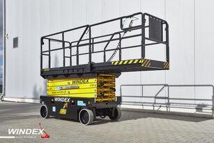 plataforma de tesoura Airo X 12 EW - Windex novo