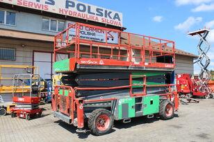 plataforma de tesoura SKYJACK SJ 9250 - 17 m (Haulotte H18SX, Genie GS 5390 RT, JLG 500 RTS