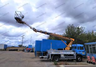 plataforma sobre camião ISOLI PSF 25/2-TJZ - 25 metri