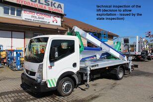 plataforma sobre camião RENAULT Maxity 25 m Multitel MX250