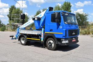 plataforma sobre camião Socage T318 на шасси МАЗ-4371N2 (в наличии) novo