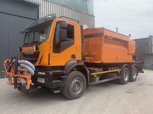 recicladora de asfalto e betão Strassmayr STP PATCHER novo