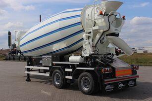 semi-reboque betoneira AMT Trailer novo