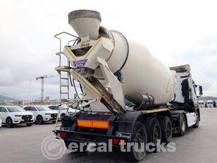 semi-reboque betoneira BETAMIX