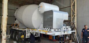 semi-reboque betoneira EXPOTRAILER 12 M3 novo