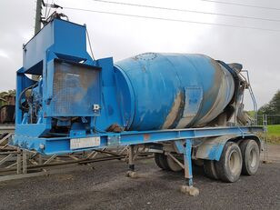 semi-reboque betoneira LECINENA