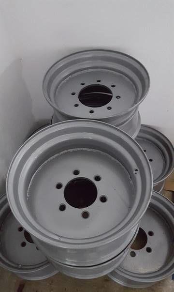 disco de roda para empilhadeira JANTES BobCat 16.5
