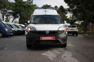 ambulância FIAT DOBLO MAXİ XL WİTH EQUİPMENT novo