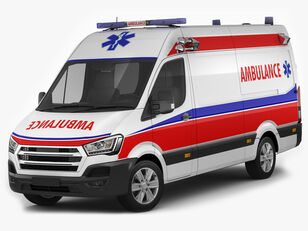 ambulância HYUNDAI H 350 novo