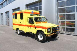 ambulância LAND ROVER Defender 130 TD