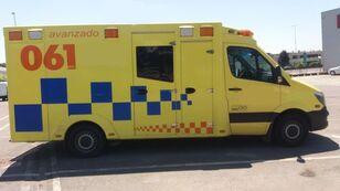 ambulância MERCEDES-BENZ SPRINTER 319
