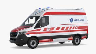ambulância MERCEDES-BENZ SPRINTER  AMBULANCE B TYPE novo