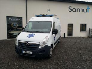 ambulância OPEL Movano