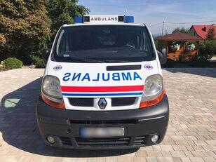 ambulância RENAULT Trafic