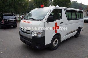 ambulância TOYOTA Hiace